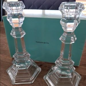 Tiffany & Co Plymouth Candlestick